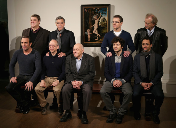"""""""The Monuments Men"""" - Photocall"""