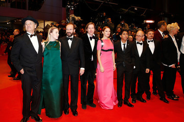 Bob Balaban Wes Anderson 'The Grand Budapest Hotel' Premieres in Berlin