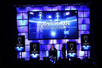 Bob Bowman 2017 Clio Sports Awards