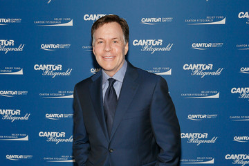 Bob Costas Annual Charity Day Hosted By Cantor Fitzgerald, BGC and GFI - Cantor Fitzgerald Office - Arrivals
