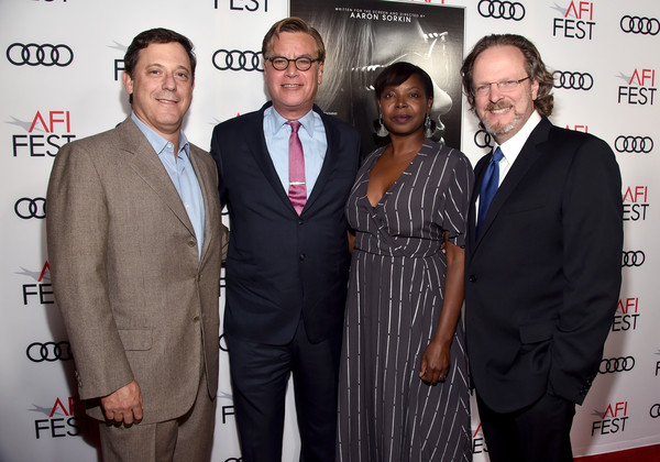 AFI FEST 2017 Presented by Audi - Closing Night Gala - Screening of 'Molly's Game' - Red Carpet