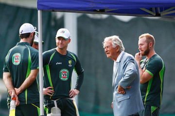 Bob Hawke Australia Training Session