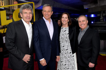 Bob Iger Premiere Of Disney Pictures And Lucasfilm's 'Solo: A Star Wars Story' - Red Carpet