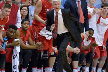 Bob McKillop Davidson v North Carolina