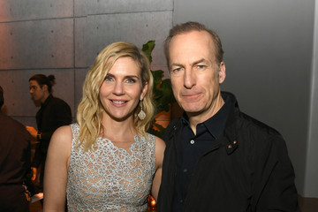 "Bob Odenkirk Rhea Seehorn Premiere Of AMC's ""Better Call Saul"" Season 5 - After Party"