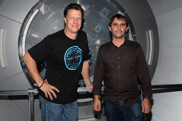 Bob Orci 'Ender's Game' Experience Press Preview at Comic-Con