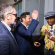 Bob Pittman iHeartMedia Hosts Main Stage Fireside Chat About Creativity With Ryan Seacrest and Pharrell Williams