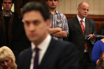 Bob Roberts Ed Miliband Makes a Speech