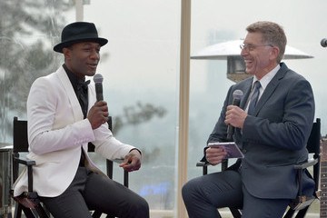 Bob Santelli Gucci Timepieces & Jewelry And The Recording Academy Host Pre-GRAMMY Brunch With Aloe Blacc