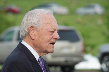 Bob Schieffer George Jones Private Visitation