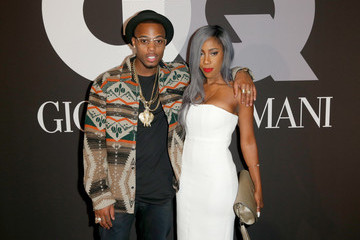 Bob Sevyn Streeter GQ and Giorgio Armani Grammy Afterparty — Part 2