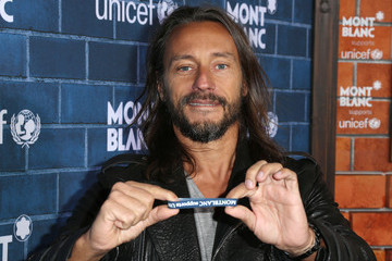 Bob Sinclar Montblanc And UNICEF Host Pre-Oscar Brunch Celebrating Their Limited Edition Collection - Arrivals