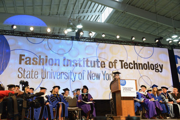 Bobbi Brown Fashion Institute of Technology's 69th Commencement