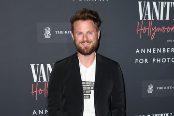 Bobby Berk Vanity Fair And Annenberg Space For Photography Celebrate The Opening Of Vanity Fair: Hollywood Calling, Sponsored By The Ritz-Carlton - Red Carpet