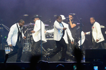 Bobby Brown Ricky Bell Performances at the BET Experience in LA