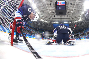 Bobby Butler Ice Hockey - Winter Olympics Day 11