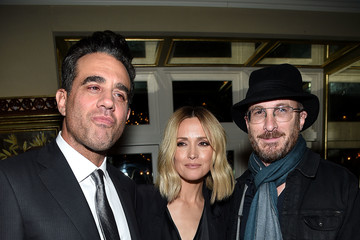 Bobby Cannavale Rose Byrne 57th New York Film Festival - 'The Irishman' After Party