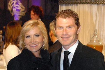 """Claudia Coffey Bobby Flay And Grey Goose Host """"A Taste Of The World"""" At Breeders' Cup"""