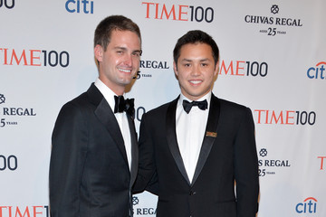 Bobby Murphy Arrivals at the TIME 100 Gala