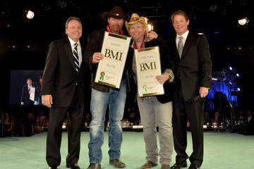 Bobby Pinson Inside the BMI Country Awards