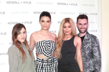 Bobby Schuessler Kendall and Kylie Jenner Celebrate Kendall + Kylie Collection at Nordstrom Private Luncheon