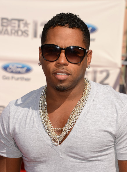 bobby v photos photos 2012 bet awards arrivals zimbio