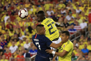 Bobby Wood Colombia v United States