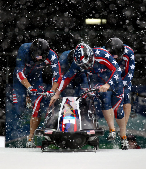US Takes Gold in Bobsled for First Time Since 1948