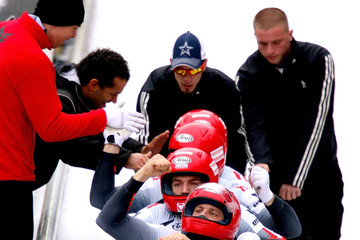 Wolfgang Stampfer Bobsleigh & Skeleton World Cup