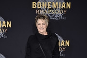 """Lorna Luft attends """"Bohemian Rhapsody"""" New York Premiere at The Paris Theatre on October 30, 2018 in New York City."""