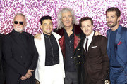 Brian May and Gwilym Lee Photos Photo