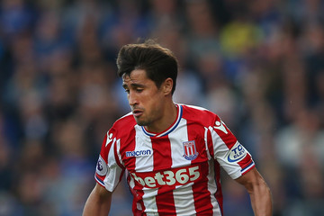 Bojan Krkic Everton v Stoke City - Premier League