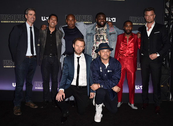 Premiere Of USA Network's 'Unsolved: The Murders Of Tupac And The Notorious B.I.G.' - Arrivals