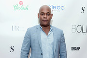 Actor Bokeem Woodbine attends the Bold Films Sharp Magazine party at TIFF on September 7, 2018 in Toronto, Canada.