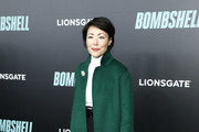 """Ann Curry attends the """"Bombshell"""" New York Screening at Jazz at Lincoln Center on December 16, 2019 in New York City."""