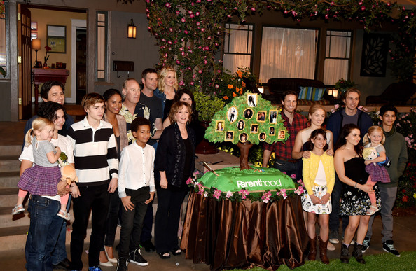 "NBC's ""Parenthood"" 100th Episode Cake-Cutting Ceremony"