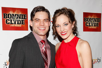 """Laura Osnes Jeremy Jordan """"Bonnie & Clyde"""" Broadway Opening Night - After Party"""