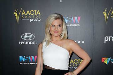 Bonnie Sveen 5th AACTA Red Carpet Arrivals Presented by Presto