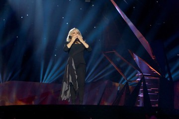 Bonnie Tyler Fans Prepare for the Eurovision Contest Finale in Sweden