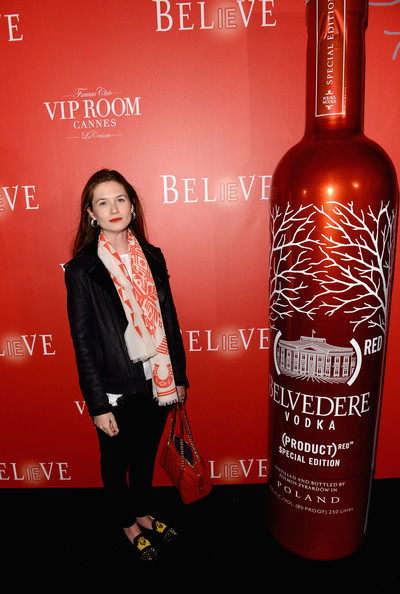 Bonnie Wright - The (BELVEDERE)RED Party In Cannes Featuring Cyndi Lauper - Red Carpet Arrivals