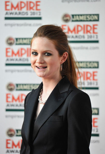 Bonnie Wright - Jameson Empire Awards Red Carpet Arrivals