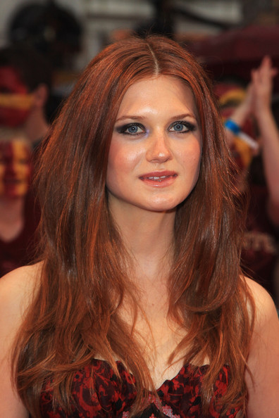 Bonnie Wright - World Premiere - Harry Potter And The Half Blood Prince - Outside Arrivals