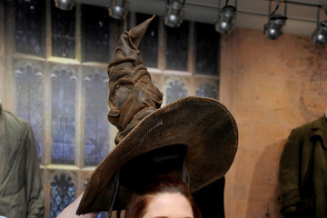 Bonnie Wright The 'Harry Potter and Fantastic Beasts' Exhibit at Warner Bros. Studio Tour Hollywood