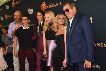 Boo Boo Stewart Celebrities Attend the Premiere of Disney's 'Descendants'