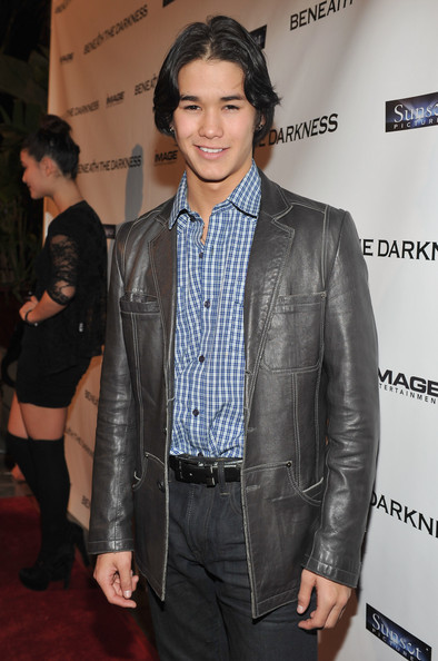 "Boo Boo Stewart Actor BooBoo Stewart ttends the premiere of ""Beneath The Darkness"" at the Egyptian Theatre on January 4, 2012 in Hollywood, California."