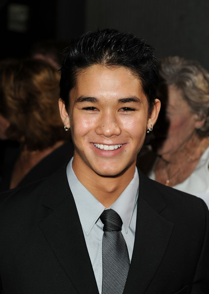 Boo Boo Stewart Actor BooBoo Stewart arrives at a special screening of Summit Entertainment's