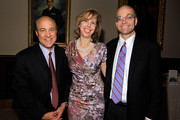 """Journalist Michael Duffy, Deputy Managing Editor of TIME magazine Nancy Gibbs and Mike Allen of Politico attend the Book Signing party for TIME's Nancy Gibbs and Michael Duffy's book, """"The Preidents Club"""" at the New York Public Libaray on May 2, 2012 in New York City."""