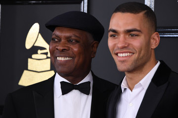 Booker T. Jones The 59th GRAMMY Awards - Arrivals
