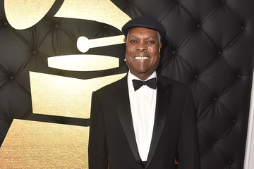 Booker T. Jones The 59th GRAMMY Awards -  Red Carpet