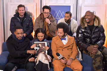 Boots Riley Acura Studio at Sundance Film Festival 2018 - Day 2
